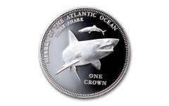 2015 Tristan da Cunda 1 Crown Copper Tiger Shark Proof