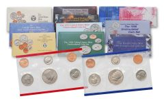 1990-1999 U.S. Mint Set 10-Pc Collection