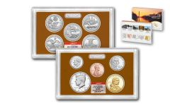 2018-S U.S. Proof Set NGC Gem Proof First Day Of Issue