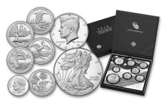 2018-S United States Mint Limited Edition Silver Proof Set