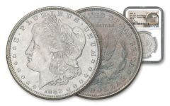 1889 Morgan Silver Dollar VAM 16 New York Bank Hoard NGC MS64