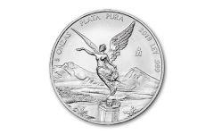 2019 Mexico 5-oz Silver Libertad BU