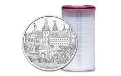 2019 Austria 1-oz Silver Wiener Neustadt BU 20-Piece Roll - 825th Anniversary of Vienna Mint
