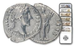 Ancient Coin Type Set 6-Coin Collection – Premier Edition