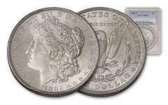 1882-S Morgan Silver Dollar NGC/PCGS MS64