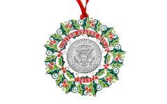 2019 50 Cents Kennedy Half Dollar U.S. Mint Ornament