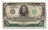 1934 Series 1000 Dollar Federal Reserve Note VF