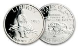 1995-S 50 Cent Civil War Battlefields Proof