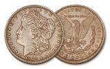 1904-P Morgan Silver Dollar XF