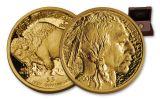 2008-W 5 Dollar Gold Buffalo Proof