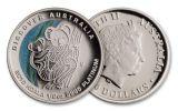 2010 Australia 1/2-oz Gold/Platinum Koala Proof PCGS GEM 2pc Set