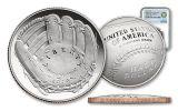 2014-S Baseball Hall of Fame Half Dollar NGC PF69