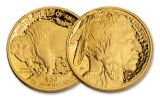 2016 50 Dollar 1-oz Gold Buffalo Proof