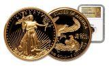 2006 5 Dollar 1/10-oz Gold Eagle Proof NGC PF70 - Saint-Gaudens Label