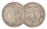 1896-P Morgan Silver Dollar VF
