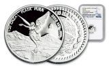 2017 Mexico 1/20-oz Silver Libertad NGC PF70UC- First Releases