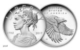 2017 1-oz Silver American Liberty Medals NGC MS-PF-SP69 - Early Release- 225th - 4pc Set - BC