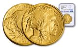2018 50 Dollar 1-oz Gold Buffalo NGC MS69 Early Releases