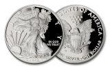 2018-W 1 Dollar 1-oz Silver Eagle Proof