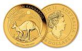 2019 Australia $50 1/2-oz Gold Kangaroo BU