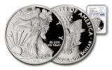 2019-W $1 1-oz Silver American Eagle NGC PF70UC First Releases