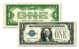 1928 Silver Dollar Certificate Funnyback VF