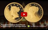The Smithsonian 1838 Gold Founder's Coin Set