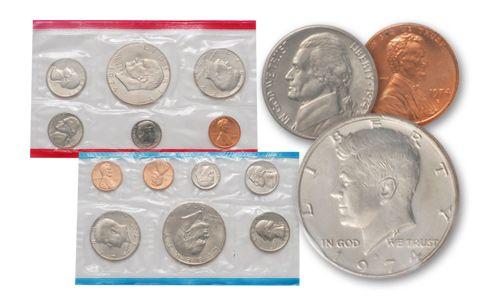 1974 United States Mint Set