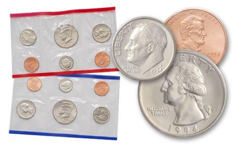 1994 United States Mint Set