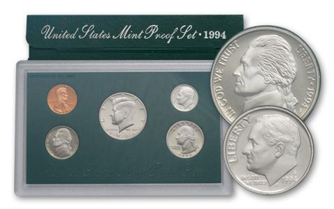 1994 United States Proof Set