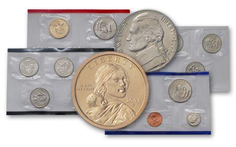 2003 United States Mint Set