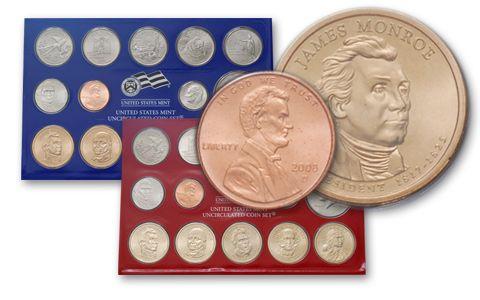 2008 United States Mint Set