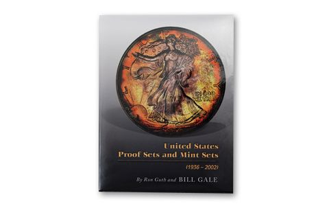 United States Proof Sets And Mint Sets Book - Bill Gale - Ron Guth
