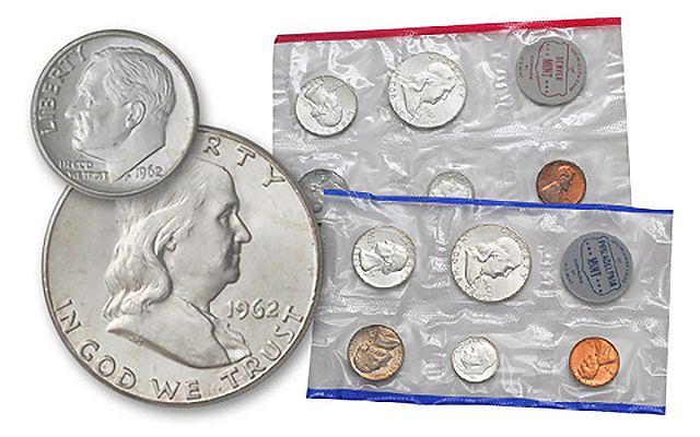 1962 United States Mint Set