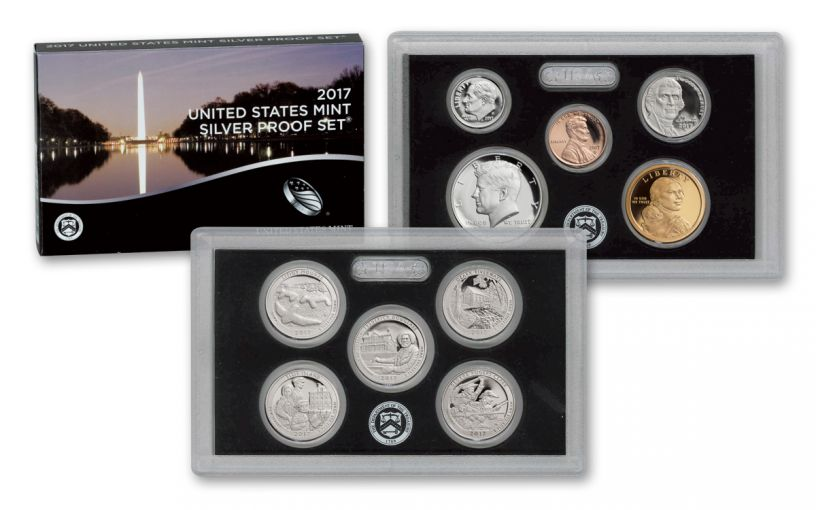 2017 United States Silver Proof Set