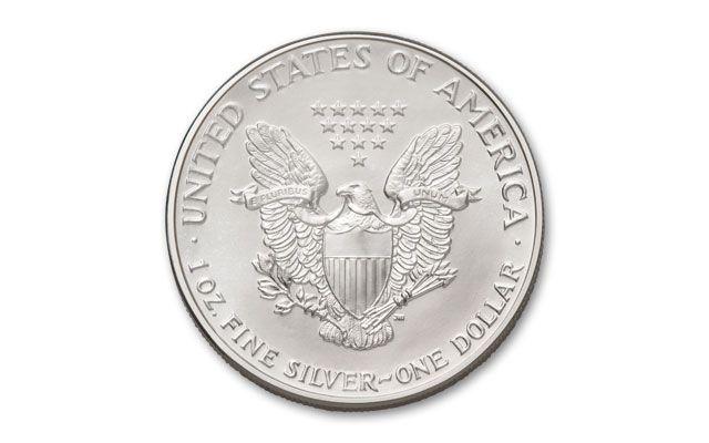 1987 1 Dollar 1 Oz American Silver Eagle Bu Coin Govmint Com