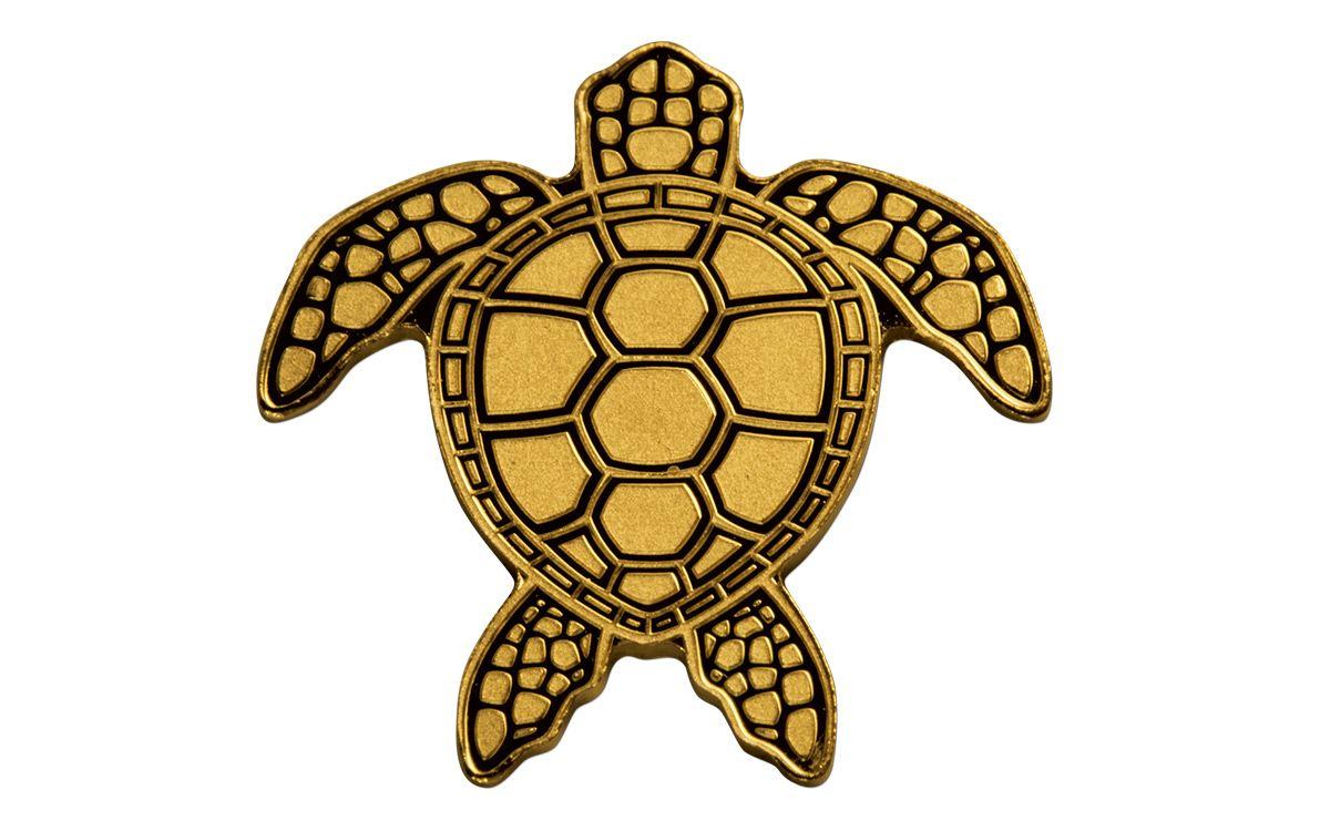 Palua 1 Half Gram Golden Sea Turtle Bu Govmint Com