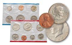 1980 United States Mint Set
