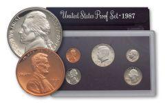 1987 United States Proof Set