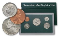 1996 United States Proof Set
