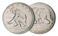1925-S 50 Cent Silver California Diamond Jubilee Commemorative BU