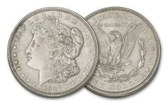 1921-P Morgan Silver Dollar XF