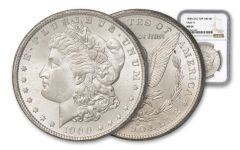 1900-O/CC Morgan Silver Dollar MS64