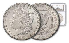 1889-CC Morgan Silver Dollar NGC XF45