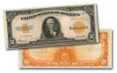 1922 10 Dollar Gold Certificate Fort Knox FR1173A PCGS 50PPQ