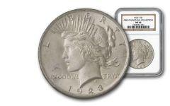 1923-P Peace Dollar NGC MS66 - Great Montana Collection