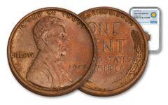 1909 1 Cent Lincoln Coin Classics BU