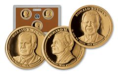 2016 1 Dollar Presidential Proof Set