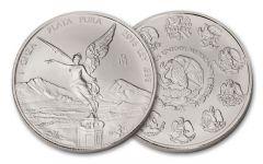 2016 Mexico 1-oz Silver Libertad