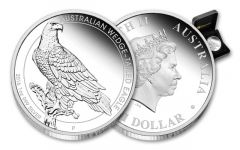 2016 Australia 1 Dollar Silver Wedge-Tailed Eagle Proof
